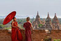 Barma: Země úsměvů a zlatých pagod -Pavla Bičíková