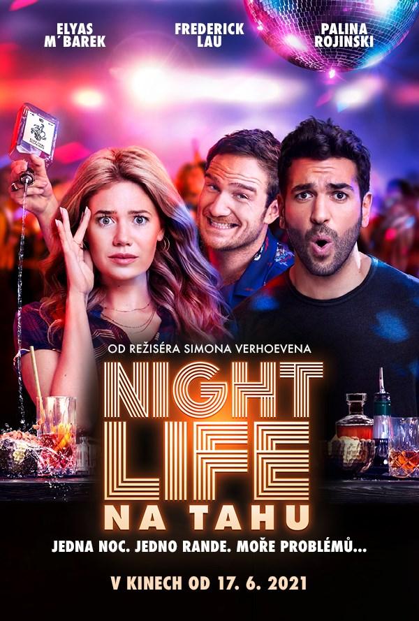 Nightlife: Na tahu - omlouváme se tato projekce je zrušena