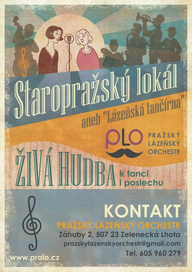 Pražský lázeňský orchestr